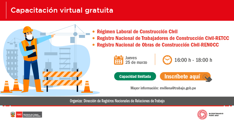 web banner regimen laboral construccion civil